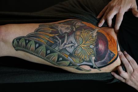 tattoos/ - Miss Amanda Fantasy Lady Face - 142558