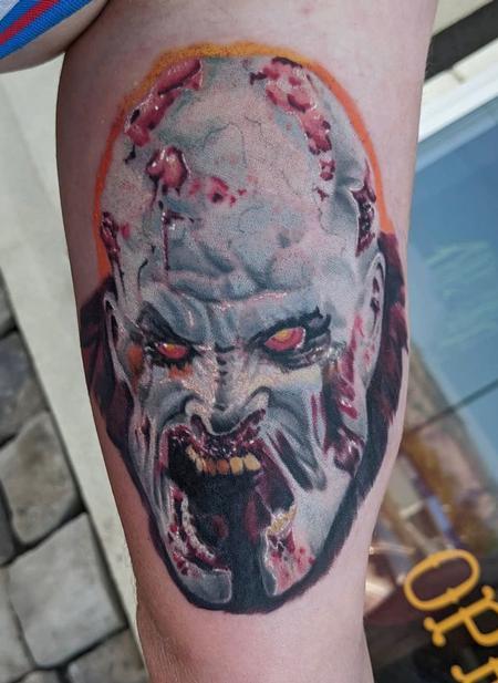 tattoos/ - Dying Light - 142871