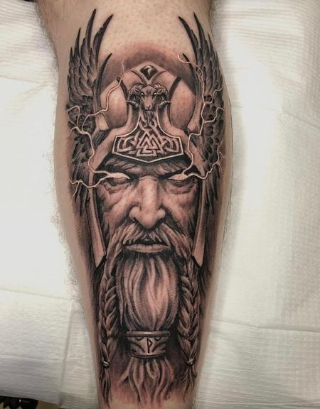 tattoos/ - Oak Adams Thor - 142705