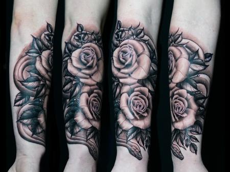 tattoos/ - Ryan Cumberledge Roses - 142532