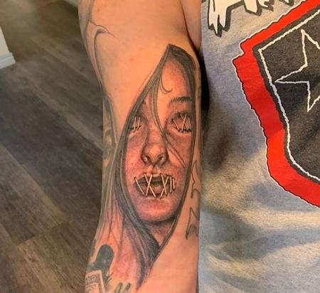 tattoos/ - Jesse Carlton Sewn Up Lady - 140451