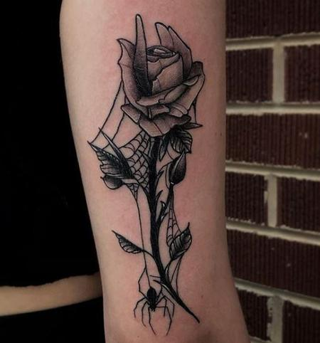 tattoos/ - Megyn Olivia Rose and Spider - 139310