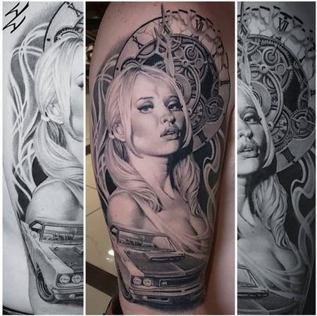 tattoos/ - Walt Watts Portrait - 139535