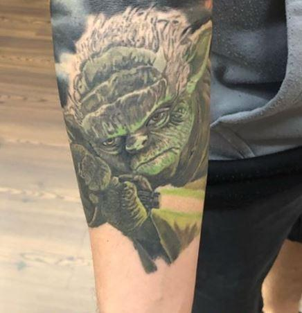tattoos/ - Chris Good Yoda - 140435