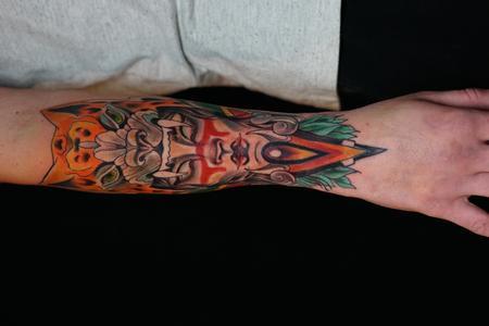 tattoos/ - Fia Warrior Woman - 142676