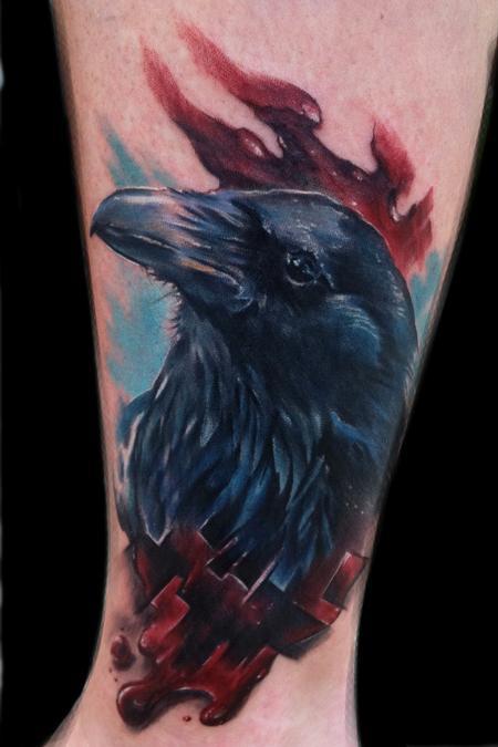 tattoos/ - Raven's blood - 68451