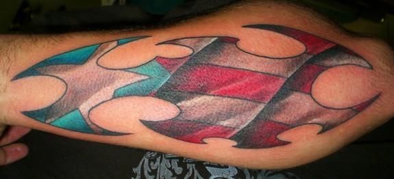 tattoos/ - Puerto Rican Flag tribal - 51555