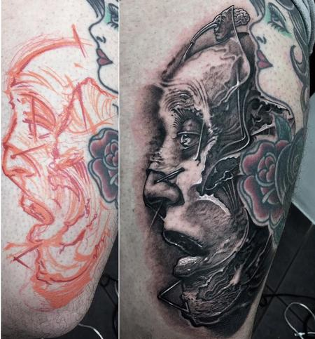 tattoos/ - 7 Doors brain - London - 140407