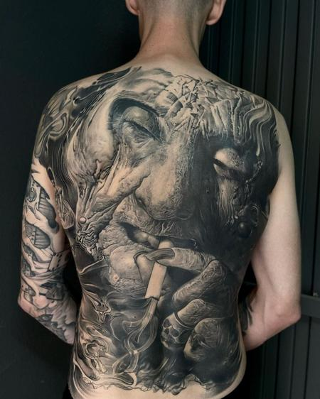 tattoos/ - Jean Backpiece - 143111