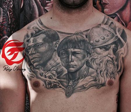 tattoos/ - Puerto rican heritage tattoo - 127657