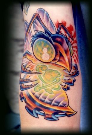 tattoos/ - Fly Tattoo - 36934