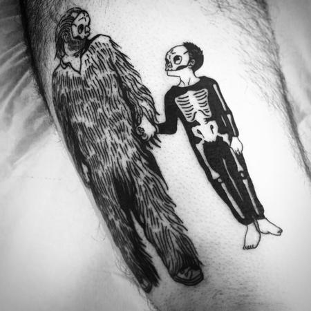 tattoos/ - tre allegri ragazzi morti - 130734