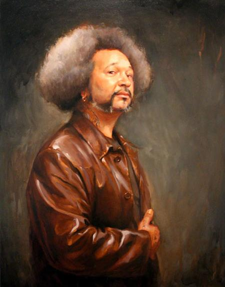 Art Galleries - Portrait of the Artist, Damon Conklin - 60114