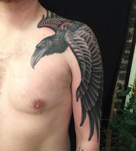 tattoos/ - Raven Tattoo - 141466