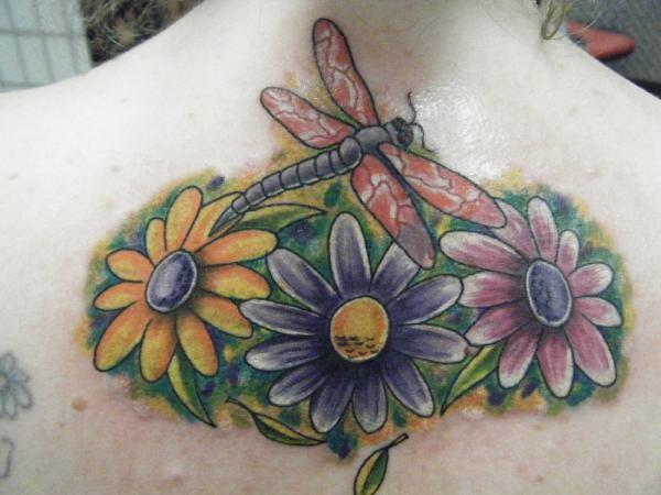 tattoos/ - Flowers Tattoo - 51760