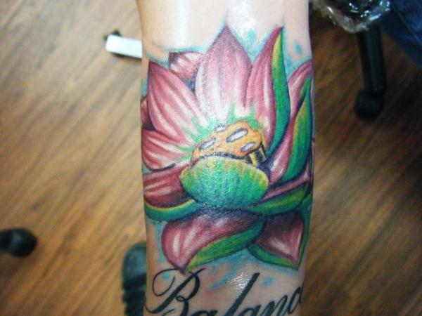 tattoos/ - Lotus flower tattoo - 51761
