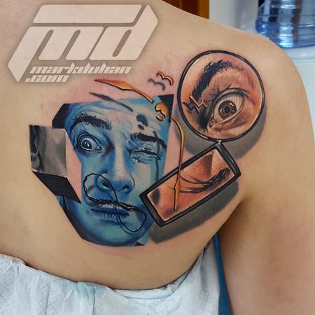 tattoos/ - SALVADOR DALI - 110165
