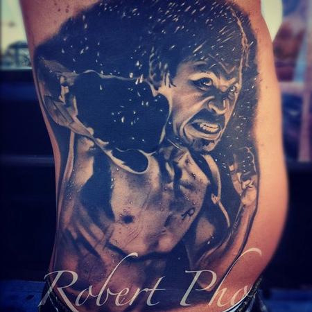 tattoos/ - Manny Pacquiao portrait - 77127