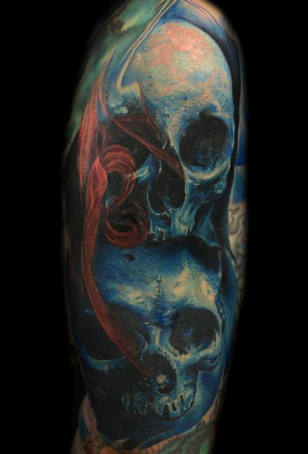 tattoos/ - Skulls - 108001