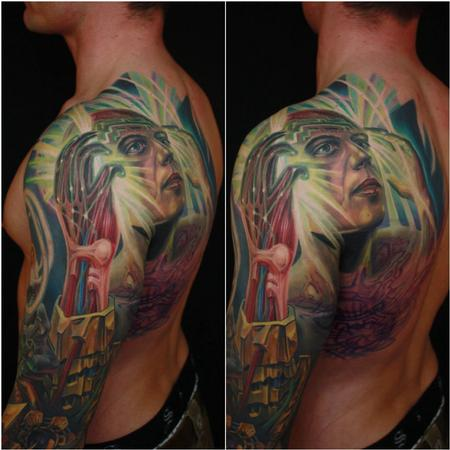 tattoos/ - Lifestory at a psychedelic perspective  - 98634