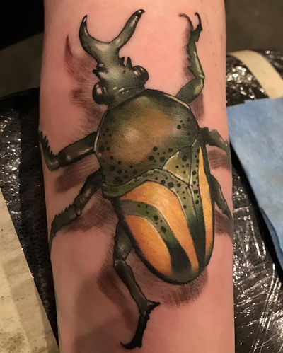 tattoos/ - Beetle Tattoo - 140639