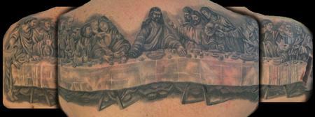 tattoos/ - last supper - 64535