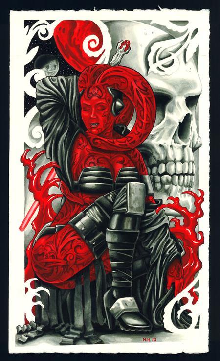 Art Galleries - Darth Talon, star wars legacy - 60043