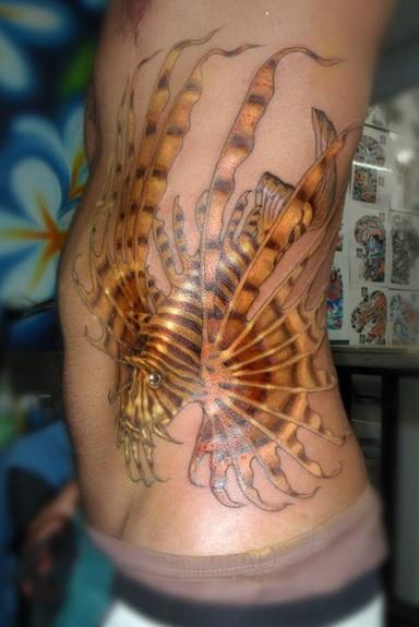 tattoos/ - Fish Tattoo - 52480