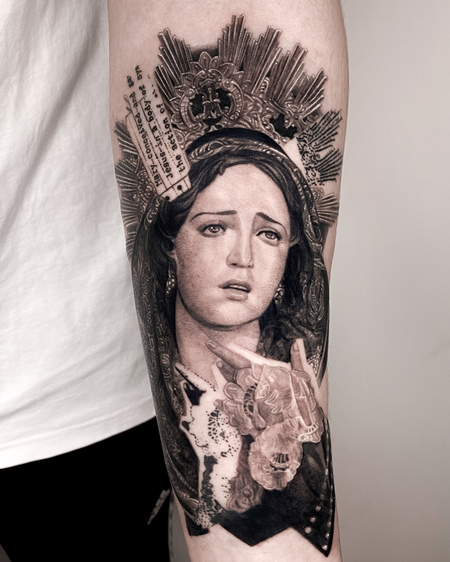 tattoos/ - Weeping Madonna - 143127