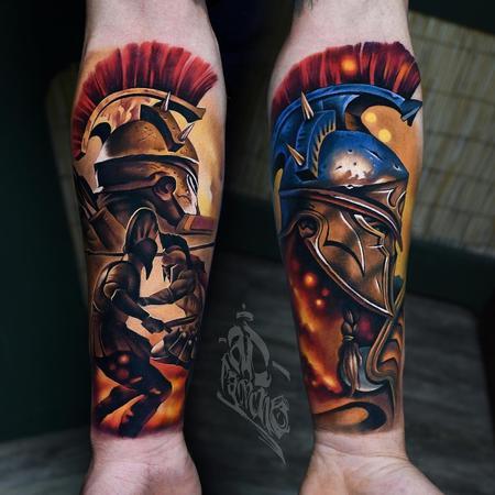 tattoos/ - Roman Tattoo - 140262