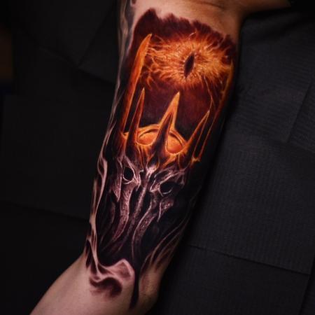 tattoos/ - Eye of Saron - 140917