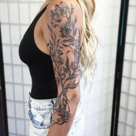 tattoos/ - Flowers - 108007