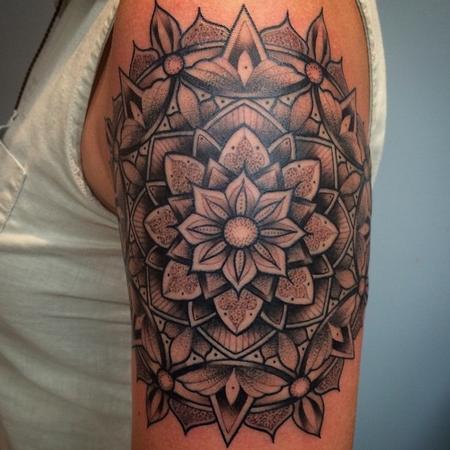 tattoos/ - Mandala - 115417