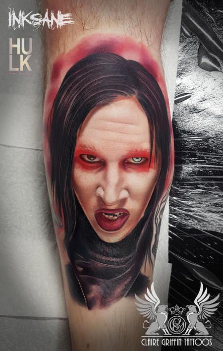 tattoos/ - Manson - 125495