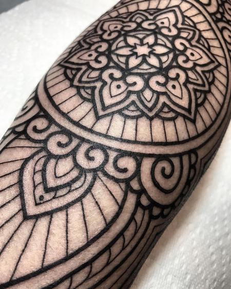 tattoos/ - Ornamental Blackwork - 125454