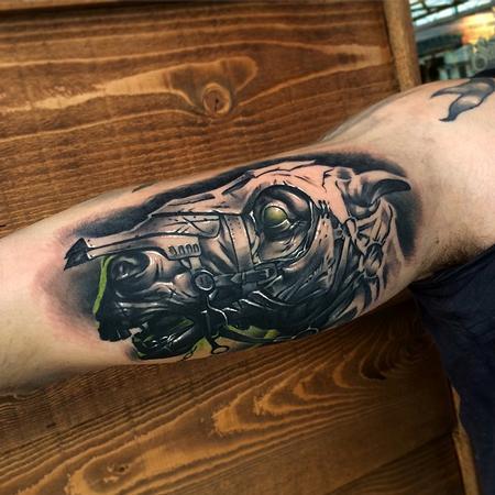 tattoos/ - Horse Head - 102210