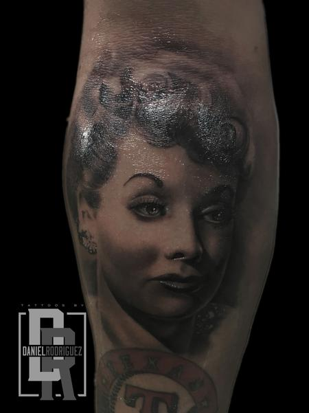 tattoos/ - Lucy Portrait  - 131434