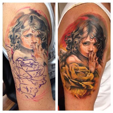 tattoos/ - Little Angel fix up - 114578