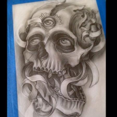 Art Galleries - Skull - 104147