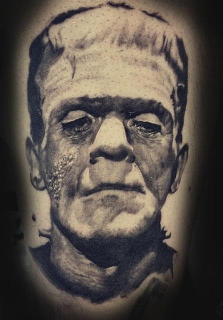 tattoos/ - Frankenstein's Monster - 104363
