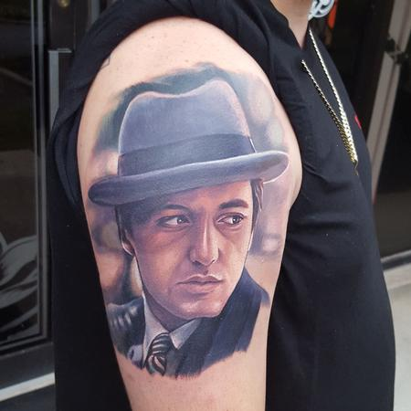 tattoos/ - The Godfather - 111328