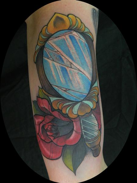 tattoos/ - Hand Mirror - 74784