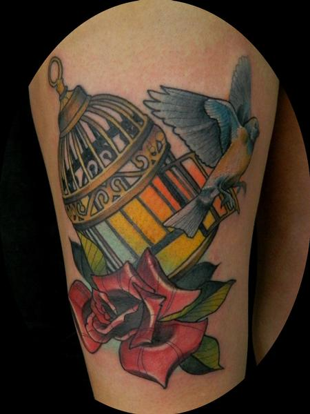 tattoos/ - Birdcage - 74785