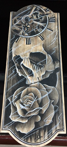 Art Galleries - Skull & Rose - 108955