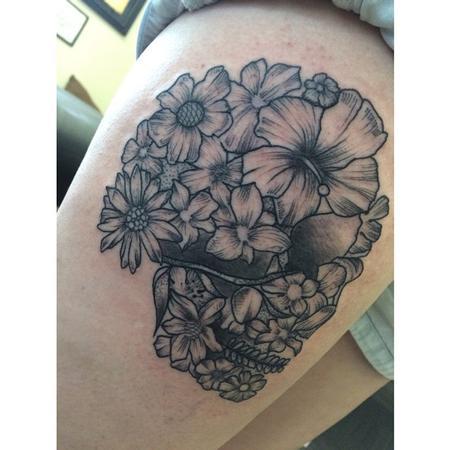 tattoos/ - Flowers - 106653