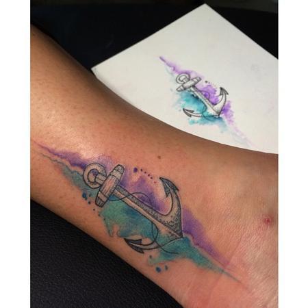 tattoos/ - Anchor - 106654