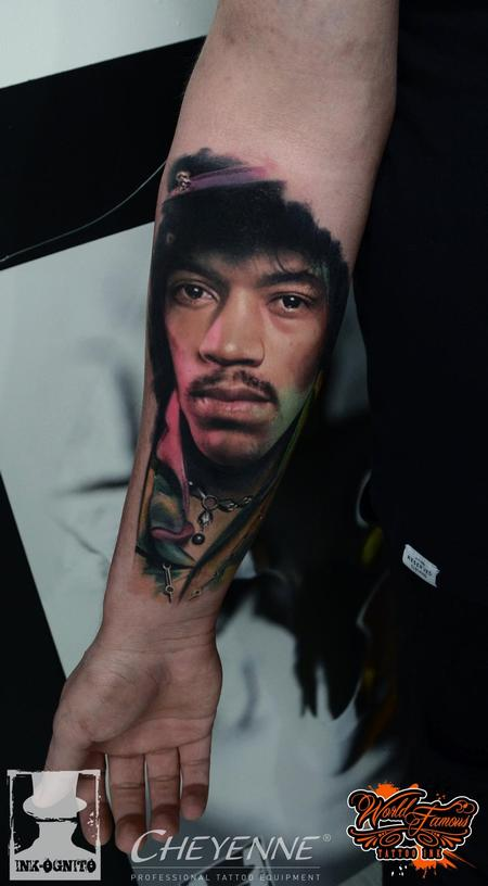 tattoos/ - Jimi Hendrix - 114511