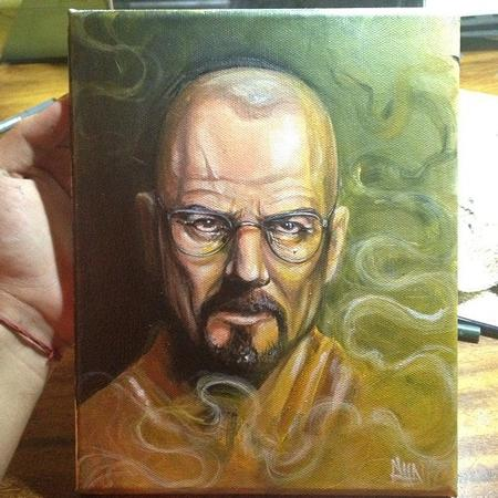 Art Galleries - Heisenberg - 99569