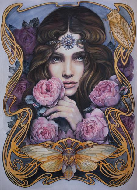 Art Galleries - gypsy - 104078