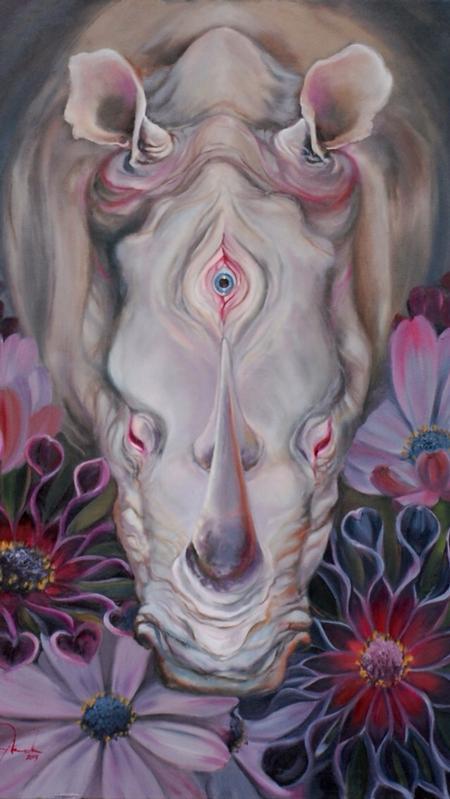 Art Galleries - Albino Rhino - 88989